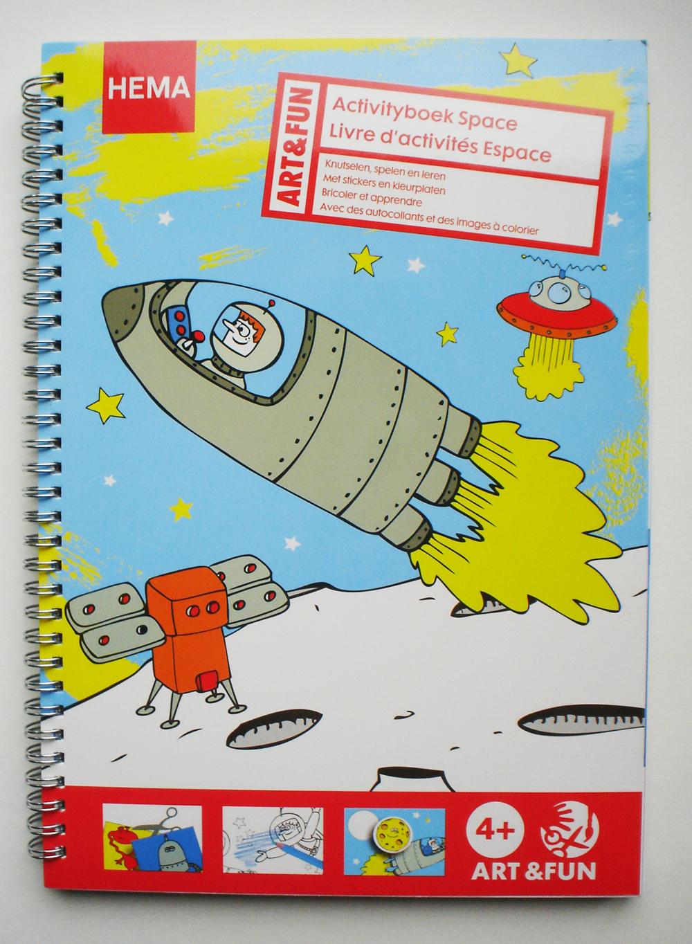 Activiteitenboek