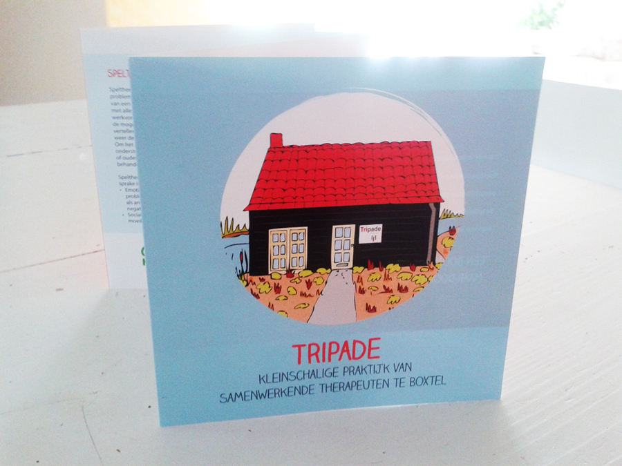 Logo Tripade